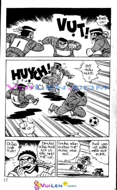 Jindodinho - Đường Dẫn Đến Khung Thành III  Tập 11 page 12 Congtruyen24h