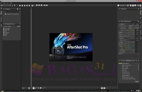 Corel AfterShot Pro 1.1.1.10 Full Patch 2