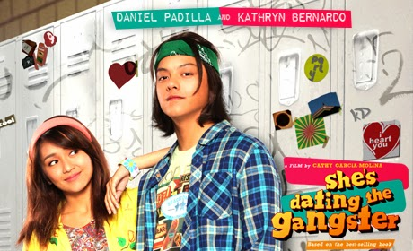 kathniel taping shes dating the gangster cast