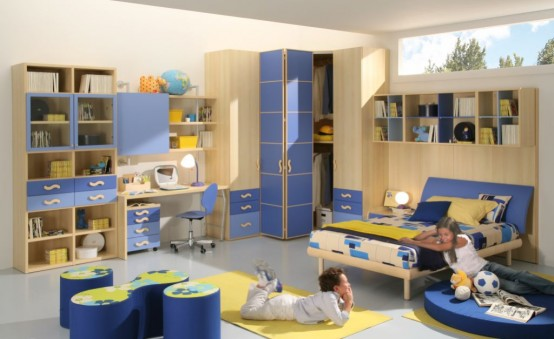 House Designs Brilliant For Boys And Girls Room Ideas