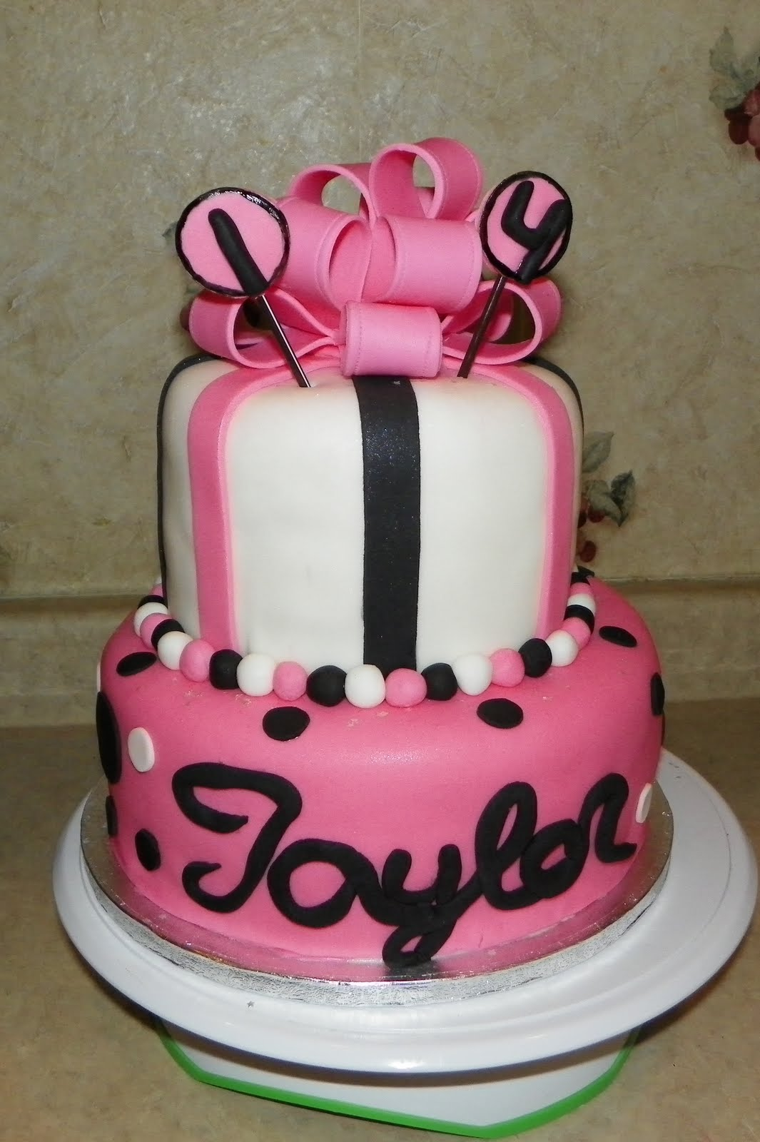 For Young Women Birthday Cakes for Pinterest