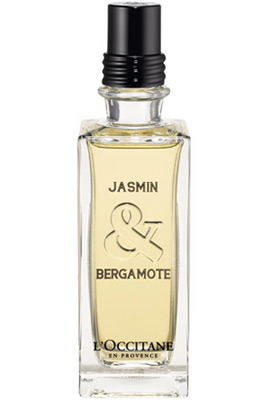 L'Occitane fragancia eau de toilette jamin & bergamota