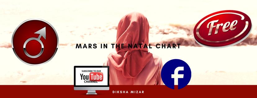 Mars in Natal Chart