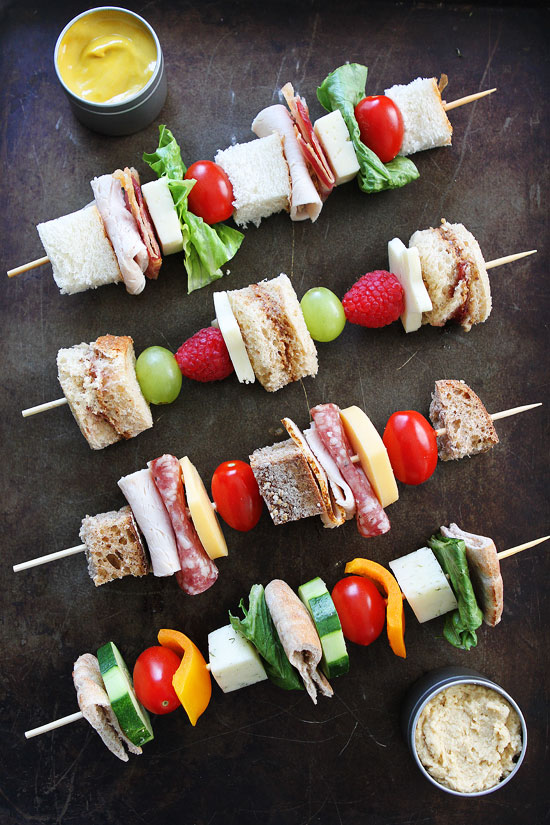 About School Lunch On A Stick Because Everything Is Better The And Can Be Healthier Following Links Will Get You Started With Some Ideas