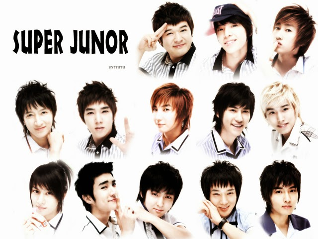 Keep In Touch – Super Junior Lyrics and Chords Guitar