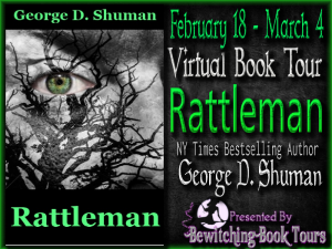 Rattleman+Button+300+x+225 Rattleman by George D. Shuman Book Tour & Review