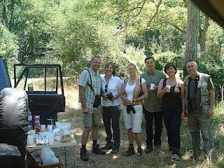 L'observation des oiseaux dans le nord de Burgos