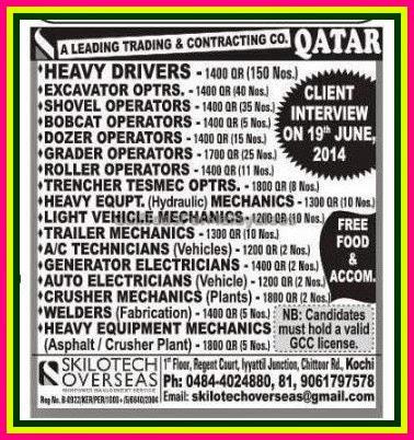 Dubai oil trading jobs