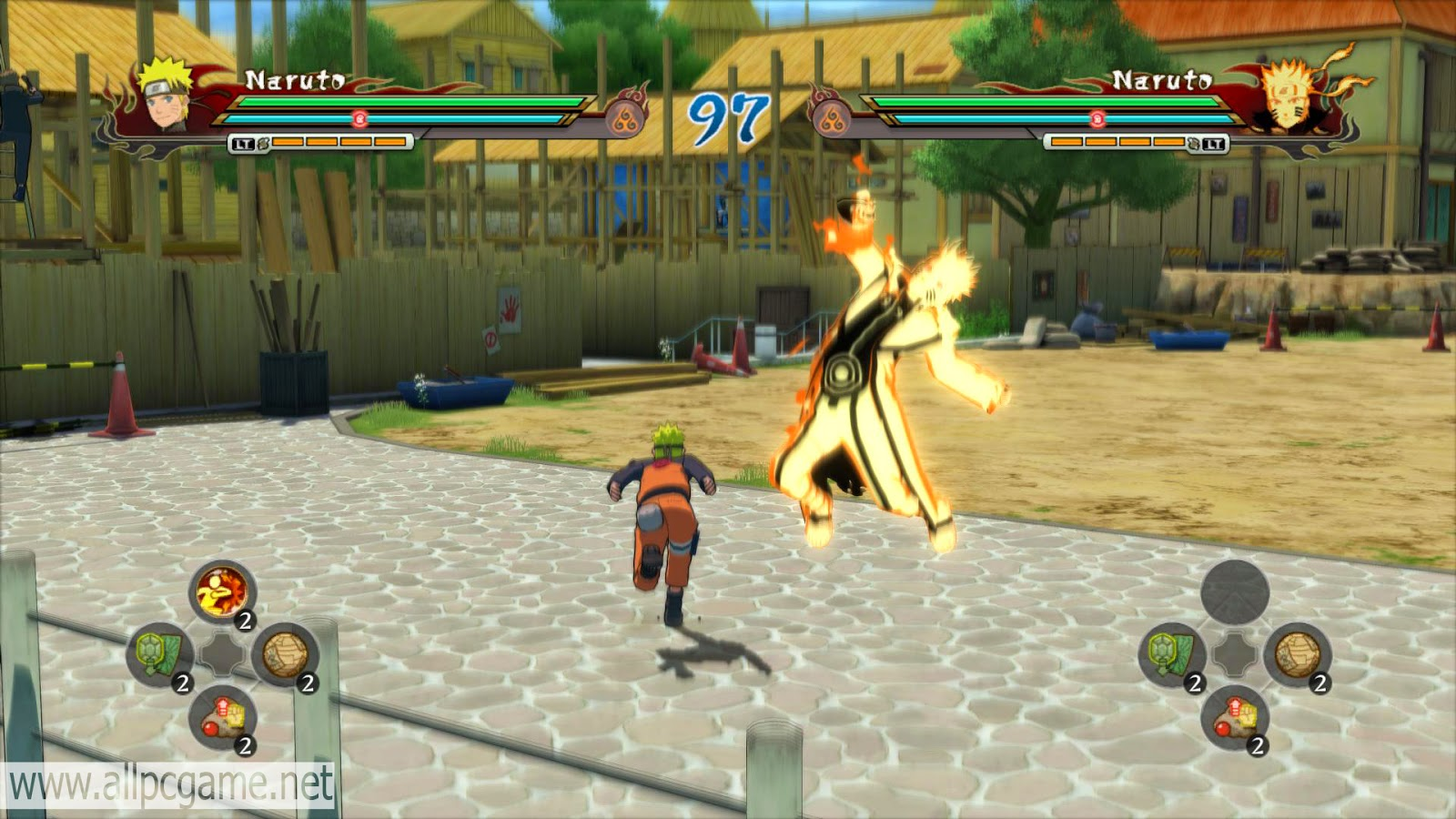 Naruto Shippuden: Ultimate Ninja Storm Revolution PC Game ...