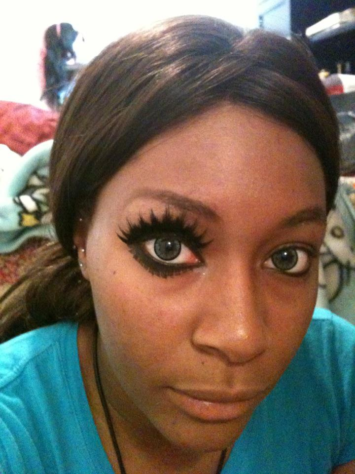 The gallery for --> Ugly Eye Shape