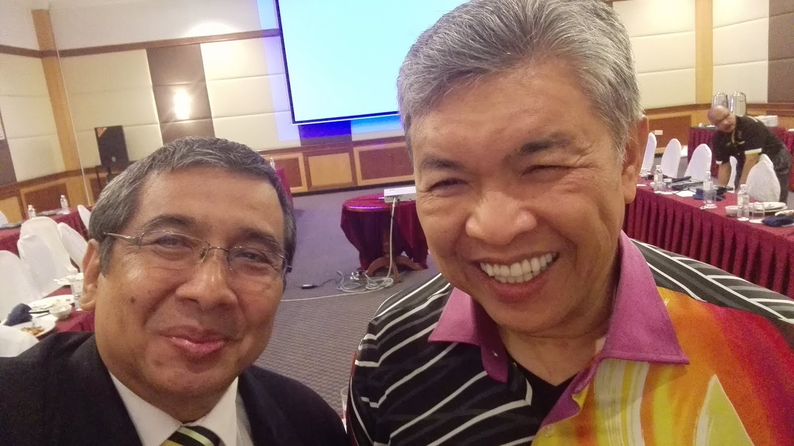 YB Dato Seri Dr Hj Ahmad Zahid Hamidi
