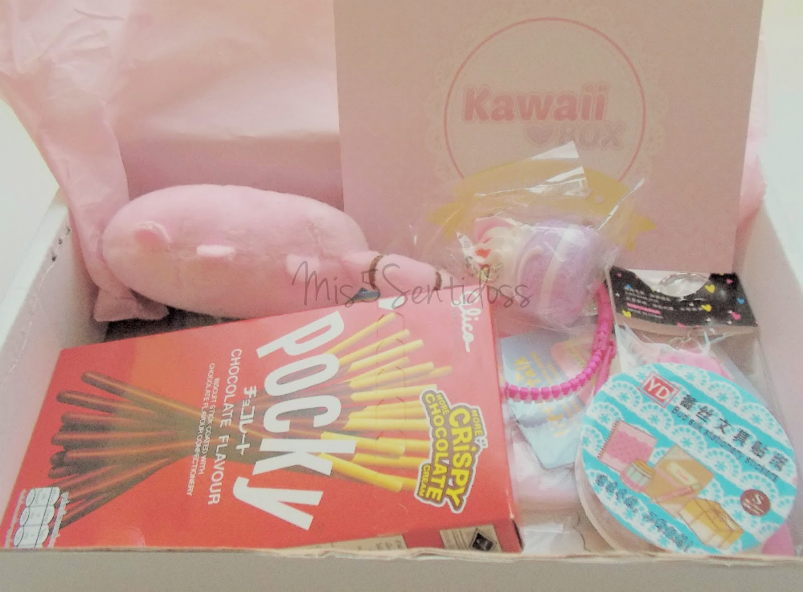 Kawaii Box noviembre