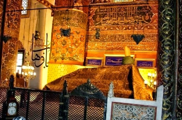 Jumaadi ul ukhraa -5- Hazrat Maulana Jalaal ud deen Ruumi (Rahmatul Laahi Alaieh) allama kaukab noorani okarvi