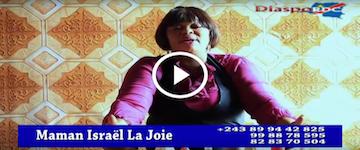 Maman Israël La Joie Alobi Nzete Ebongisaka TSHOMBO Te Landa Conseil Pona Obikisa TSHOMBO Na Yo