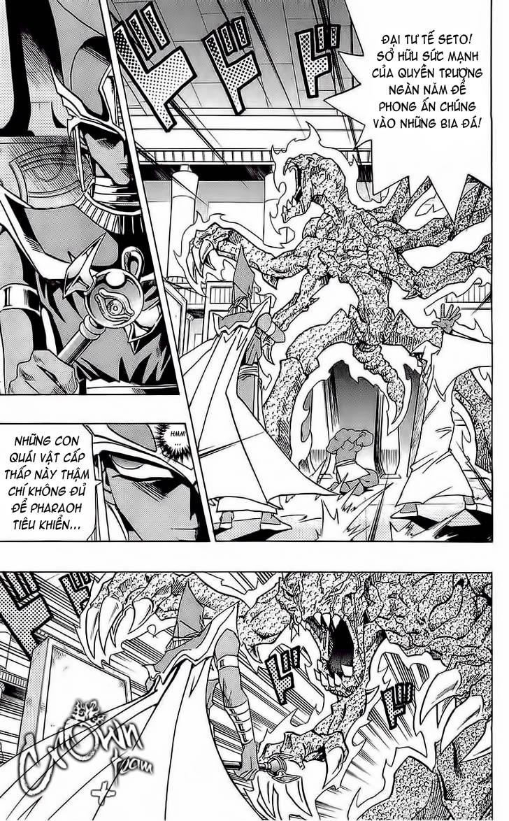YuGi Oh – Vua Trò Chơi chap 283 Trang 15