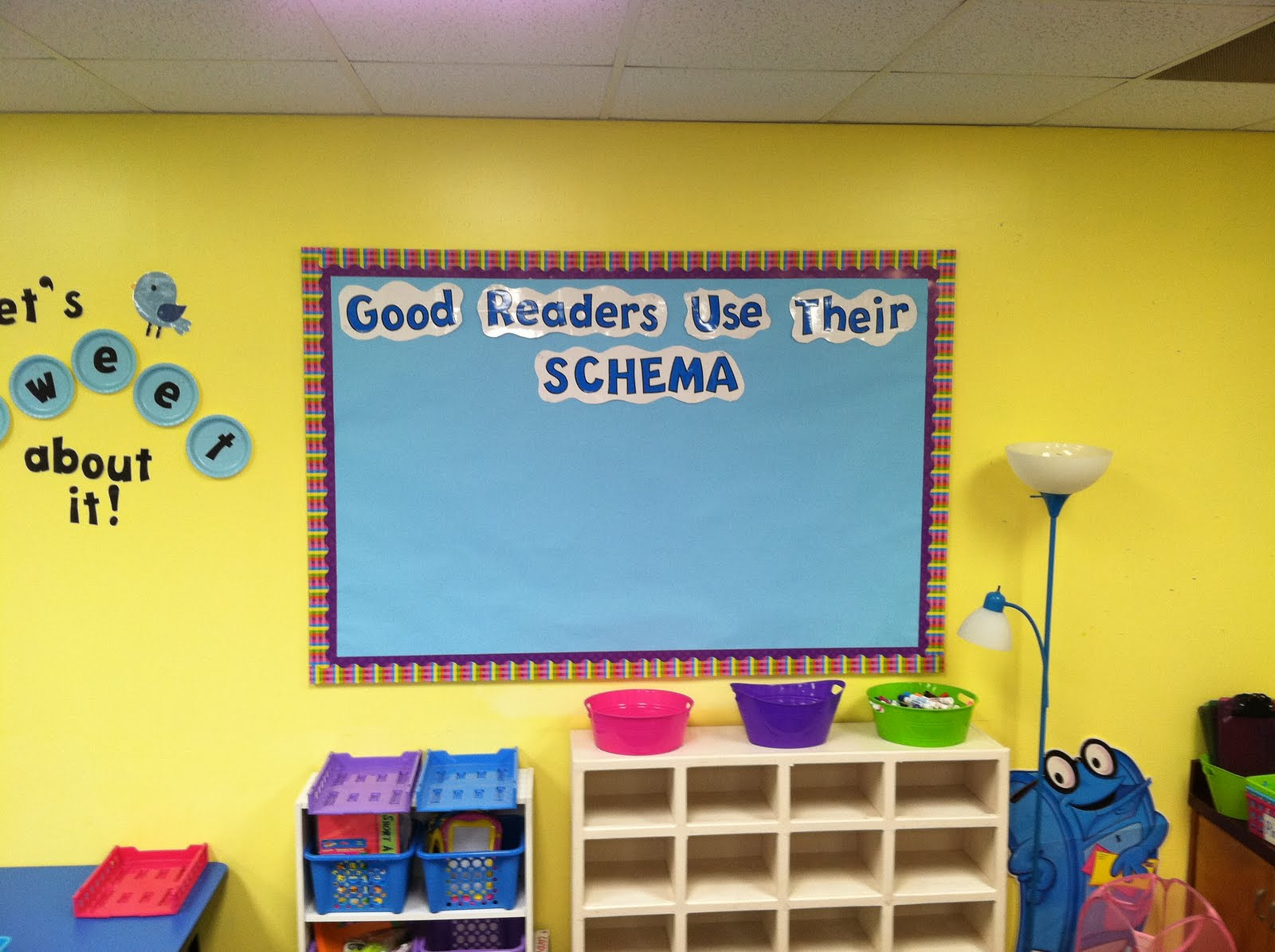 Life In First Grade: Classroom Decorating: Day Five Kindergarten Classroom  Decoration Design Ideas
