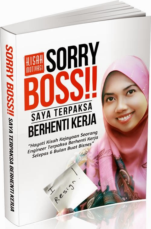 Sorry Boss...Saya Resign!!