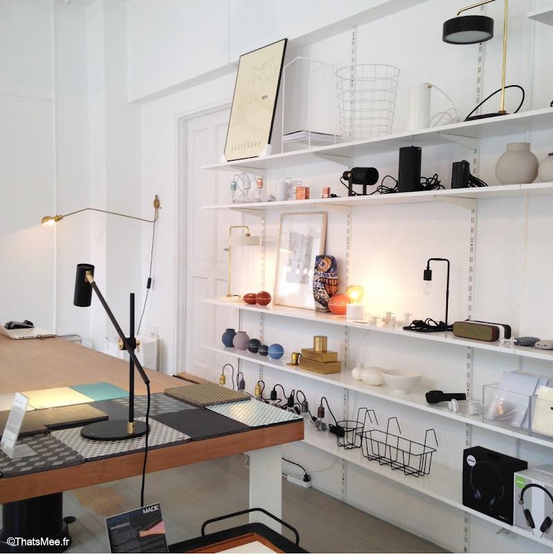 Dansk, Concept Store Design, Copenhague