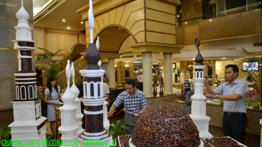 Dekorasi balon surabaya dekorasi 3 dimensi for Dekorasi lebaran hotel