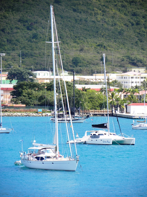 St. Thomas Port