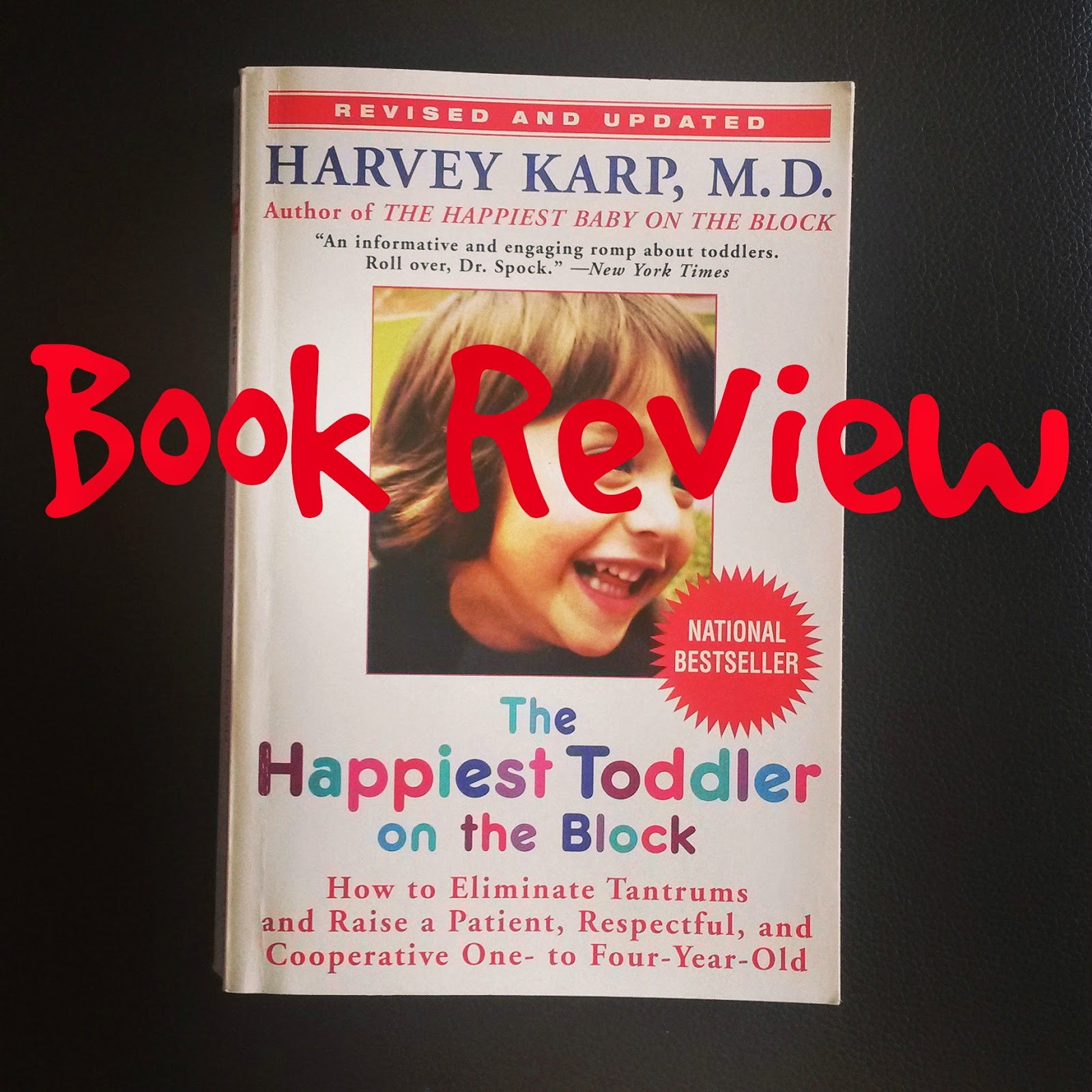 Happiest Toddler on the Block book review