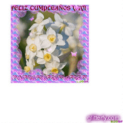 Esta felicitacin es de mi amiga Ely: