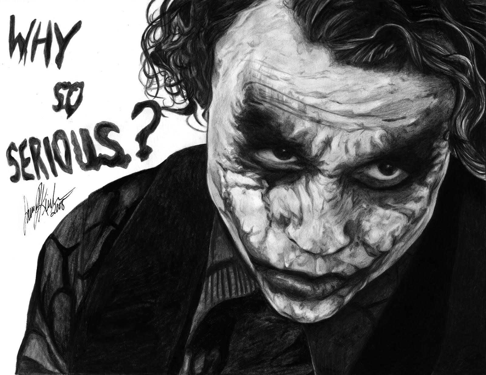 Wallpaper Land Joker