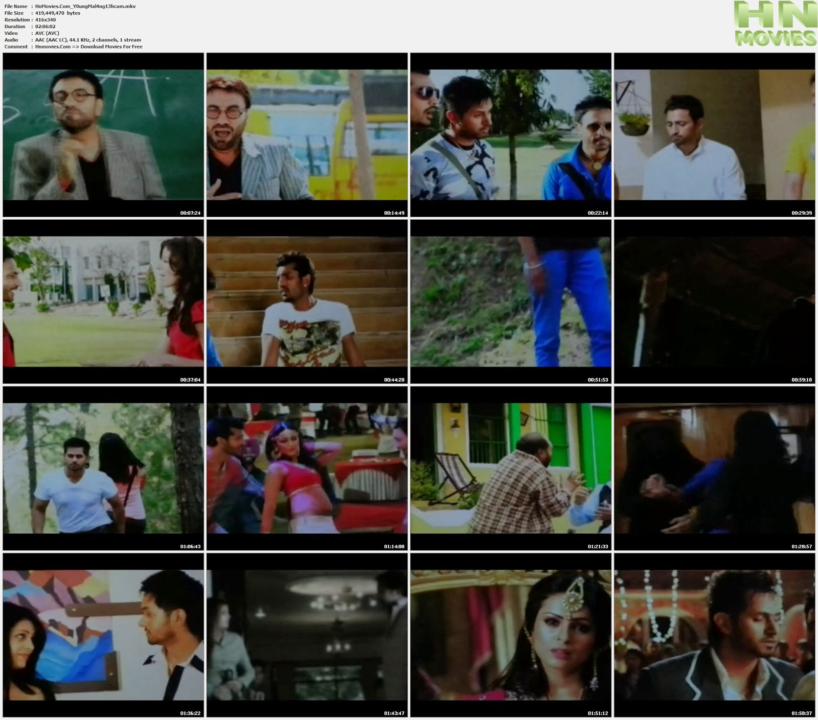 movie screenshot of Young Malang fdmovie.com