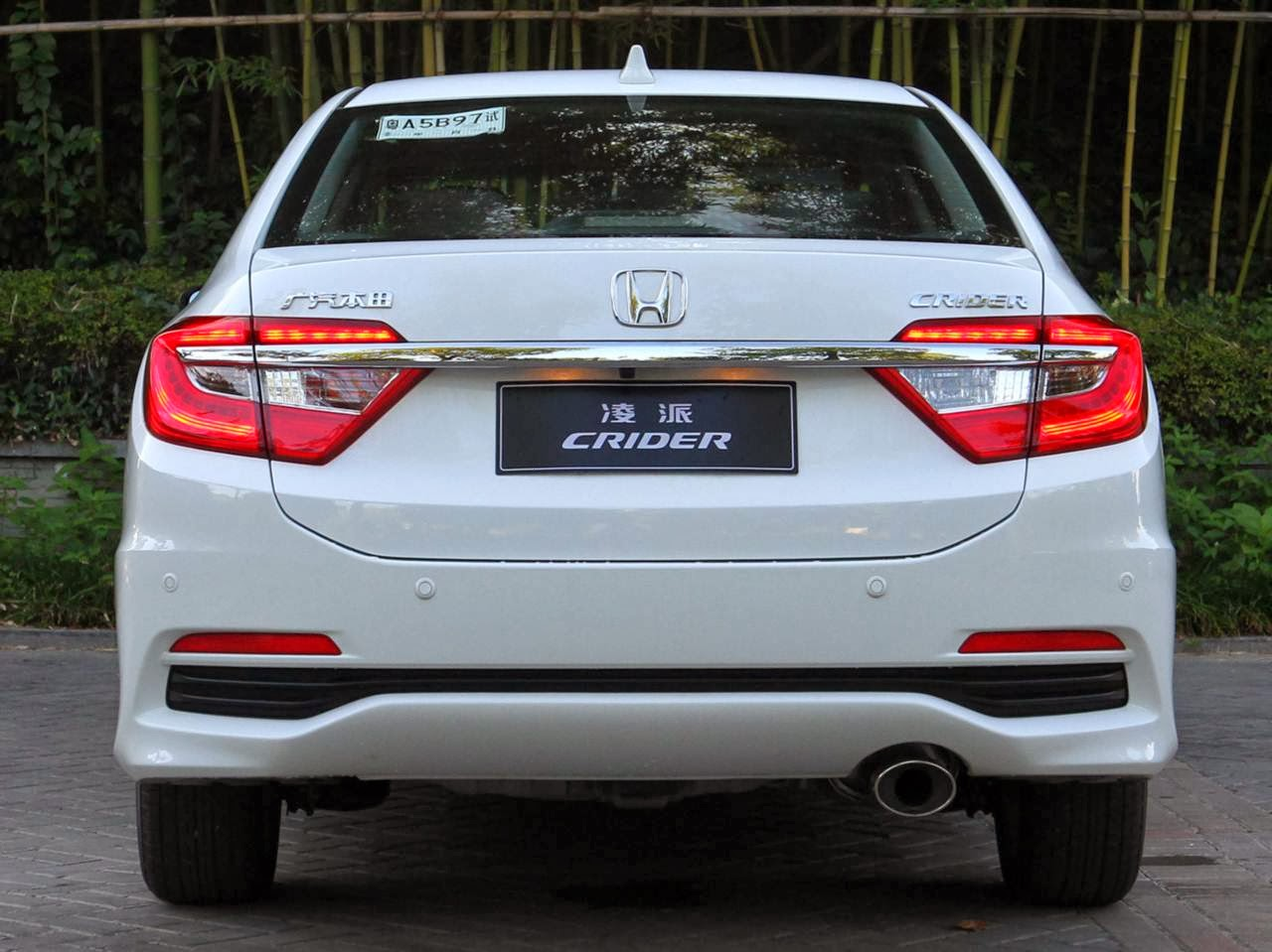 Zuyus Auto: The new Honda City 2014