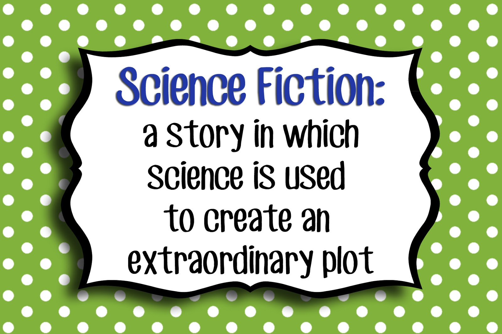 a history of science fiction a literary genre On the poetics and history of a literary genre series: is the origin point for decades of literary and theoretical criticism of science fiction and related genres.