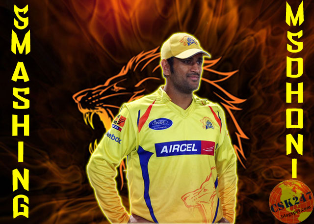 dhoni images in csk download - photo #14