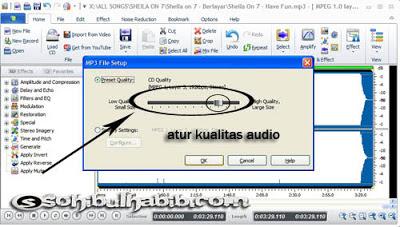 Cara Menambah Volume MP3 Hingga 300% Lebih dari Suara Asli