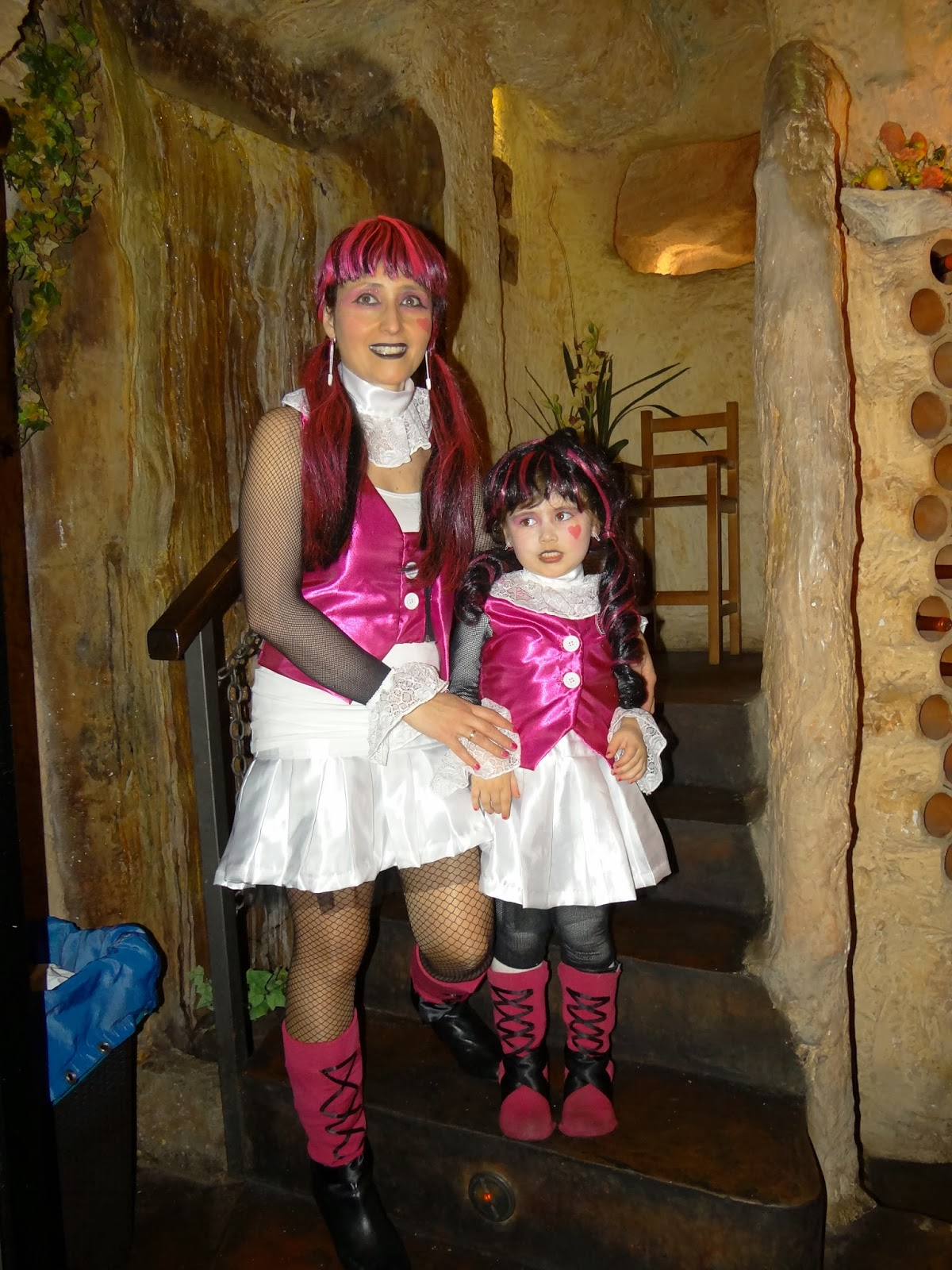 carnaval disfraz costume monster high