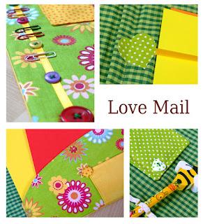 Love Mail von Lillesol&Pelle