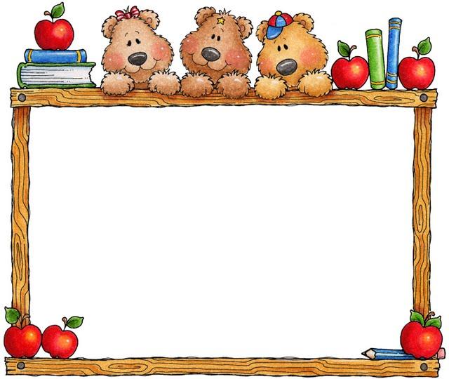 Marcos para fotos niños de preescolar - Imagui