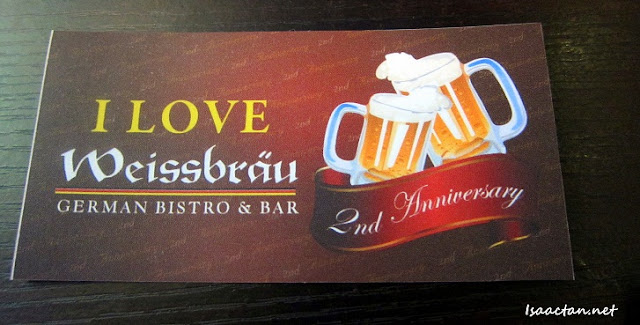 Weissbrau German Bar