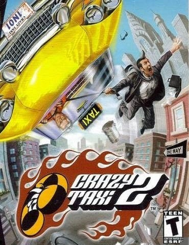 Free download crazy taxi 2 pc game