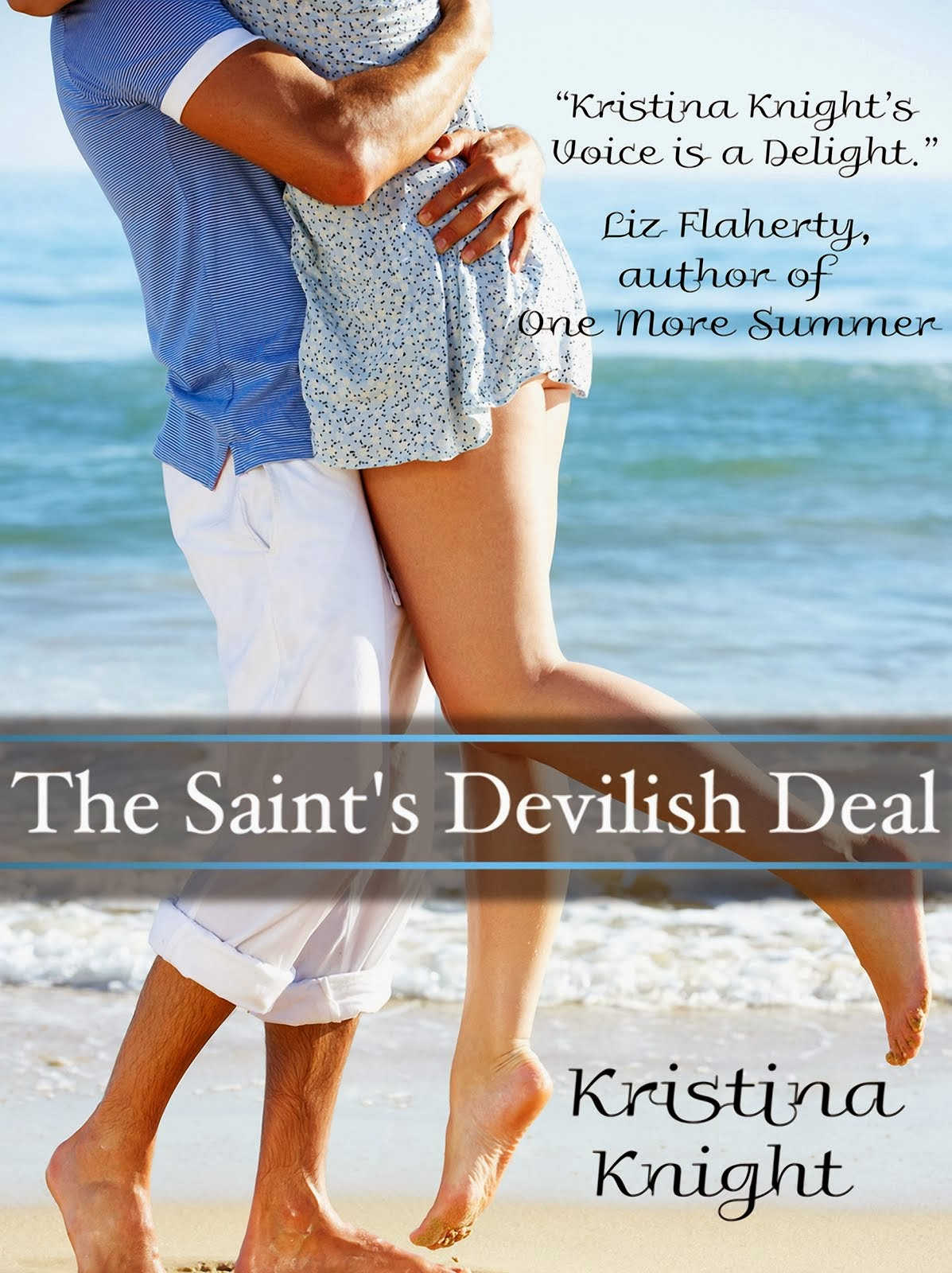 The Saint's Devilish Deal