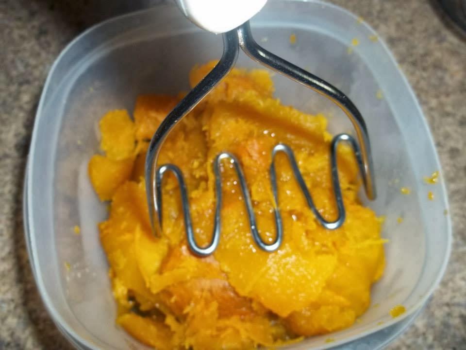 Pumpkin Pie From Fresh Pumpkin One Brown Mom
