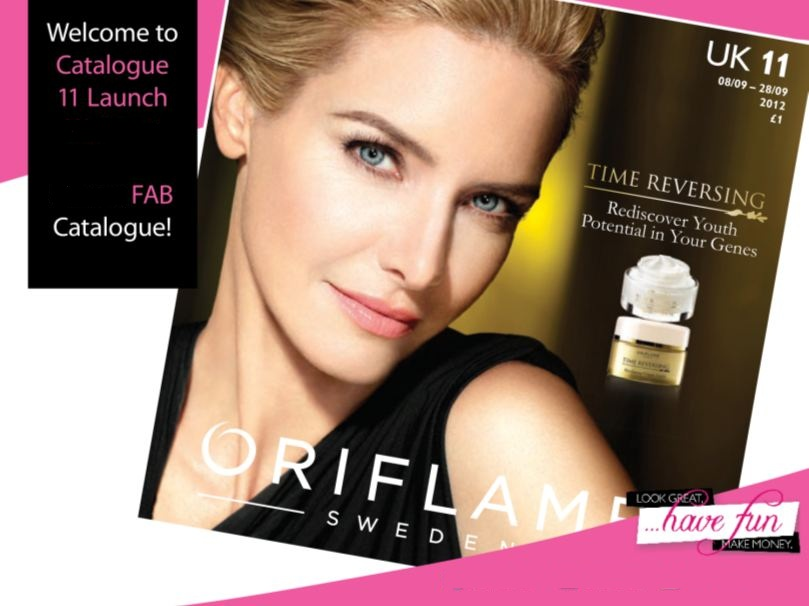 Whats new in the Oriflame Catalogue 11