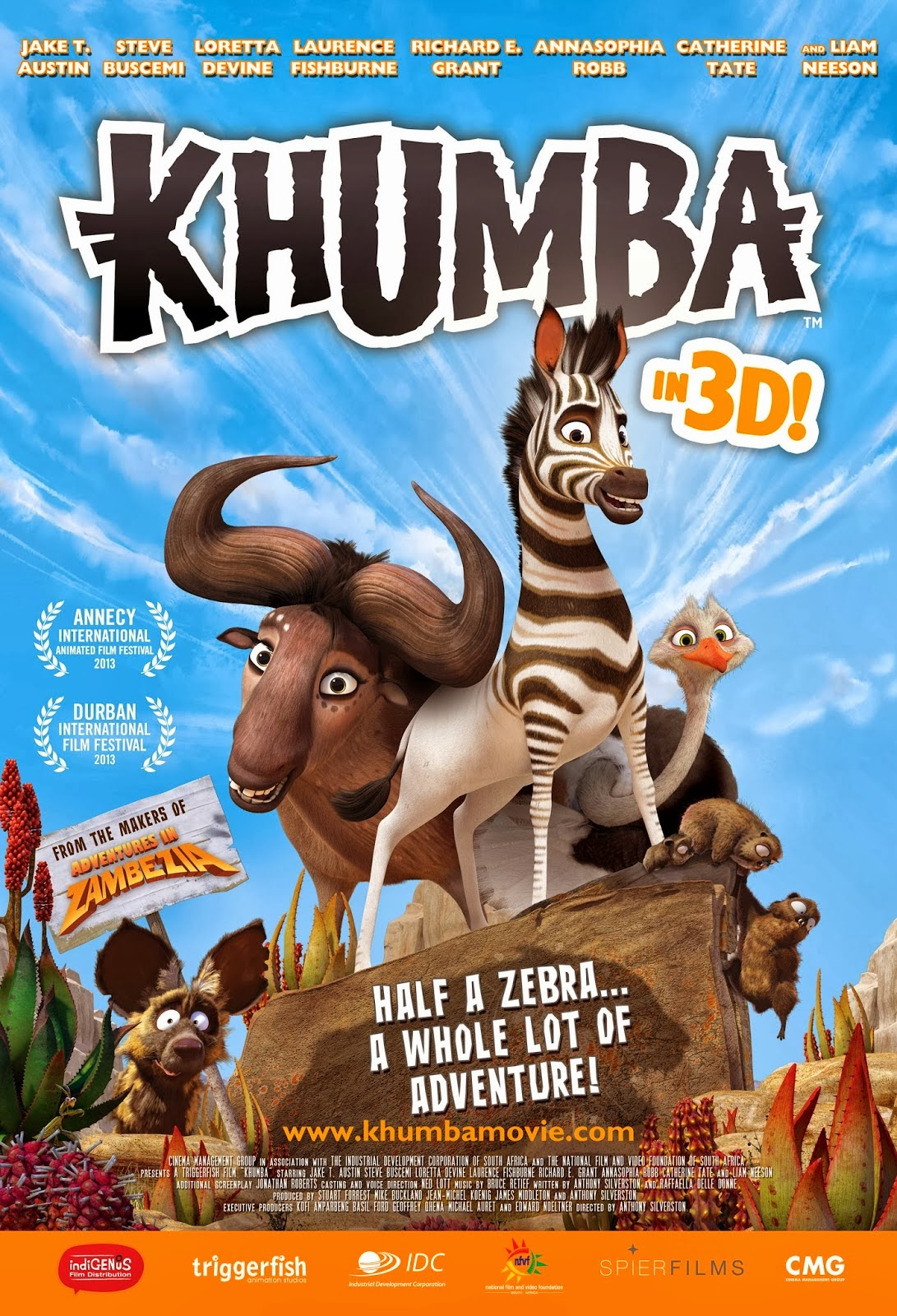 Watch Online Film Khumba HD