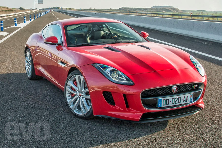 review price jaguar f type coupe v6 s lautoshow cars. Black Bedroom Furniture Sets. Home Design Ideas