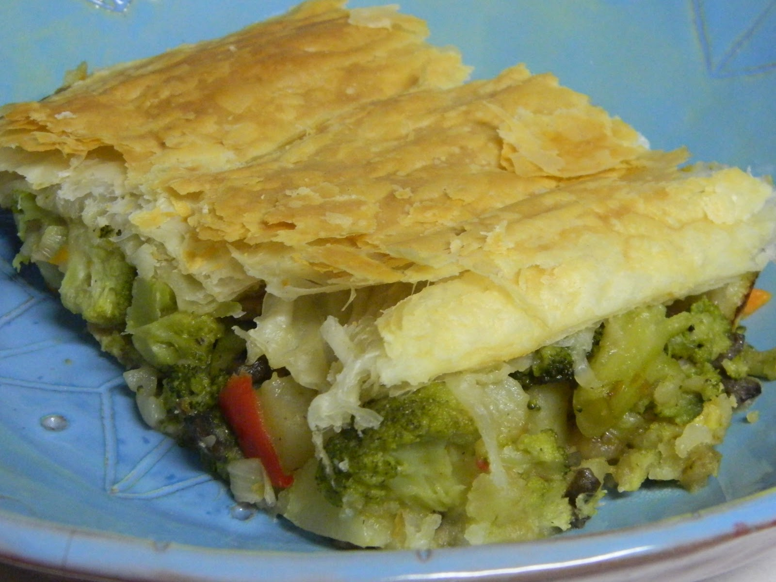 Erica in the City: Easy Vegetable Pot Pie