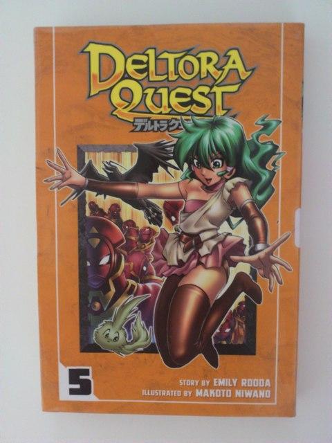 deltora quest book 1 review