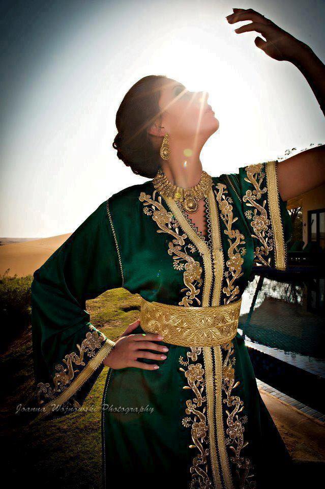 القفطان المغربي 2013 - قفاطين مغربية 2013 - موديلات من القفطان المغربي 2013