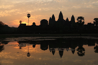 Camboja: Templos de Angkor