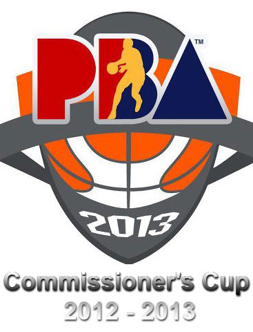 PBA Commissioners' Cup Eliminations 2013 Game Schedule and Results