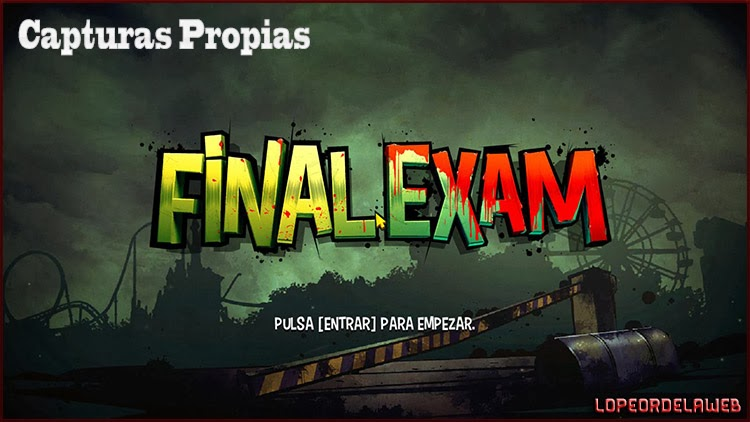Final Exam Multilenguaje (Español) (Textos) [MG] [FC]