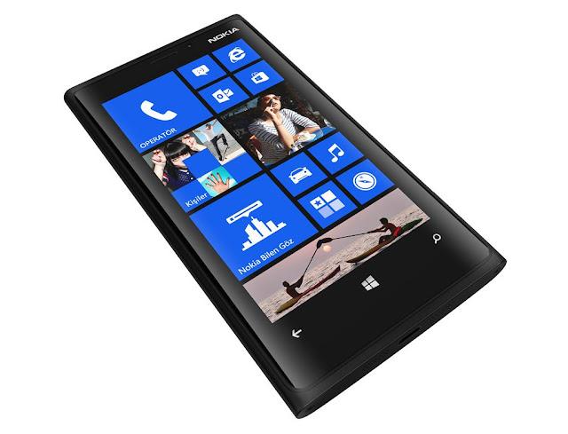 Nokia Lumia 920 Windows Mobile Phone Image 5