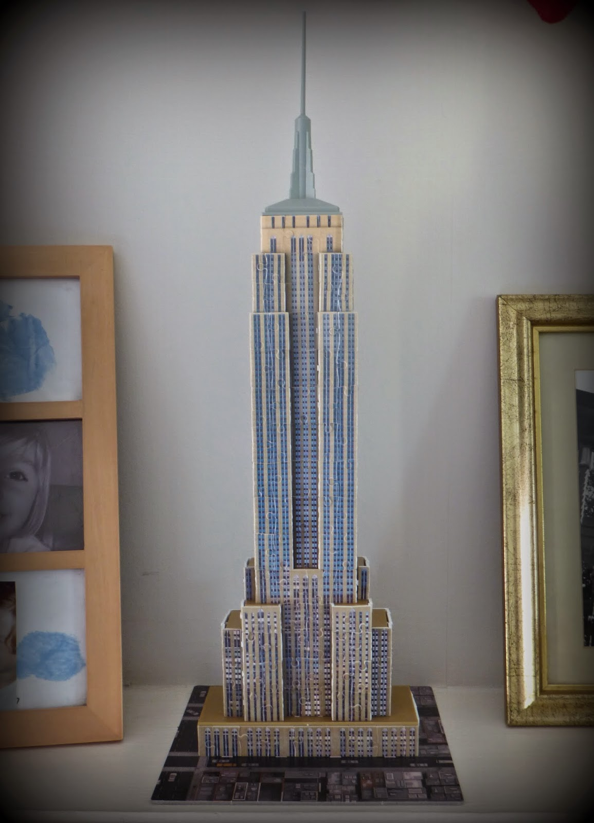 ravensburger 3d puzzle empire state building instructions